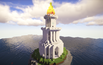 Ancient lightower