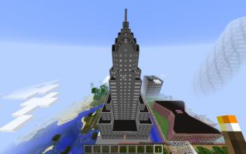 Chrysler Building (Unfinished)