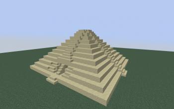 Empty pyramid