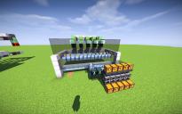 Infinite furnance fuel (Redstone glitch)
