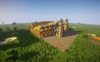 Maison medieval/elfique