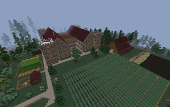 Castle Olaf 2 w/grounds