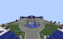 Biggest House in MineCraft