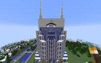 "AT&T Building Nashville, TN (AKA ""The BATMAN Building"")"