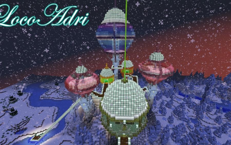 Ice Plains Spikes House, creation #9136