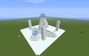 Adventure Time Ice Kingdom - By Cybersneeze
