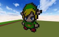 Link classic PixlArt