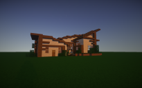 Modern house #2 (unfurnished) by Cyriiil