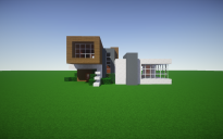 Modern house #4 (unfurnished) by Cyriiil