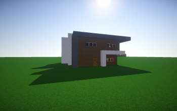 Modern house #5 (unfurnished) by Cyriiil