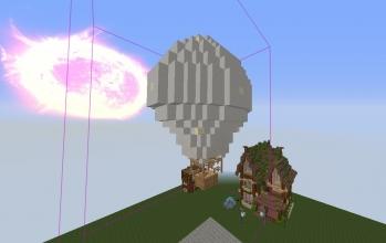 Ballon aérien