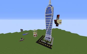 Twisty Tower