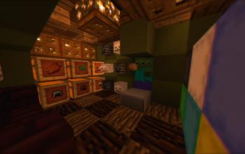 Decorated XP farm