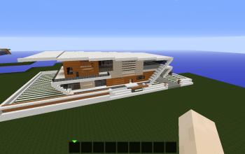 moderm house