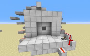 3by3 vault door