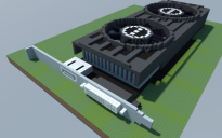 AMD Radeon RX 460 LP (MSI)