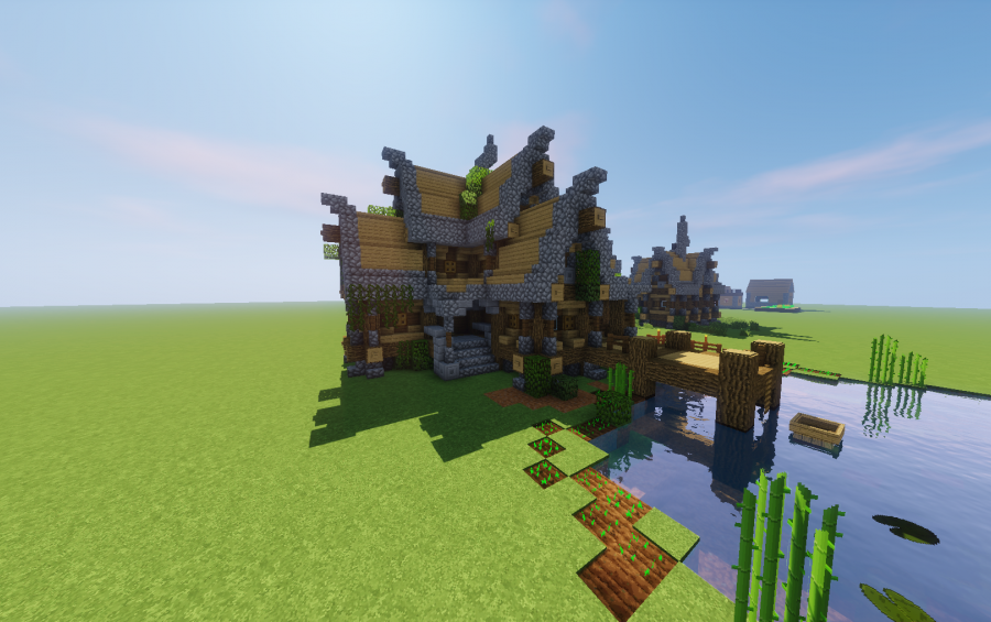 Medieval House 2 Creation 9369