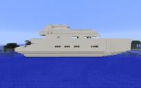 Yacht (w/o water)