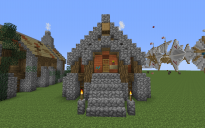 Rustic Long House 2
