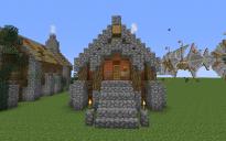 Rustic Long House 2