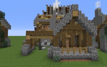 Rustic Blacksmith