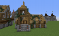 Rustic Church