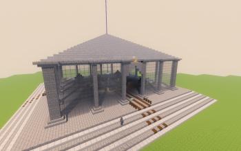 Modern Temple/Spawn