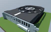 AMD Radeon RX 550 AERO ITX (OC Edition) (MSI)