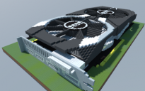AMD Radeon RX 580 DUAL (OC Edition) (ASUS)