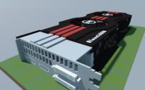 NVIDIA GeForce GTX 680 DirectCU II TOP (1201 MHz TOP GPU Boost) (ASUS)
