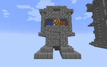 Cobblestone Generateur Sky Realm
