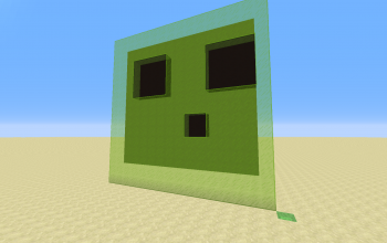 Pixel art 3D slime
