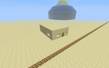Small Redstone House
