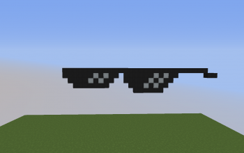 Deal With It Pixel Art