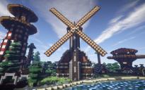Abadorian Windmill