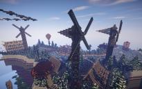 Abadorian Power Windmill