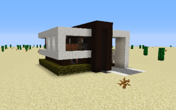 S M Modern house