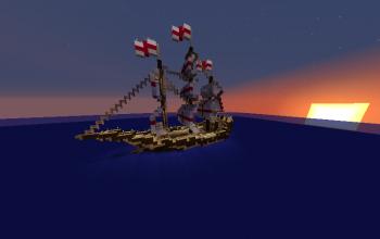 Royal Navy Merchant Frigate