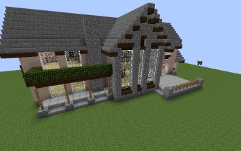 Large Traditionnal House