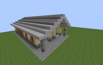 Contemporary lodge