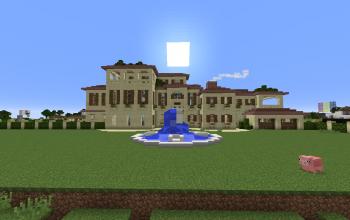 Giant Mansion Based On Keralises Build