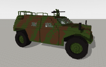 Light Armoured Vehicle (Paint type 1)