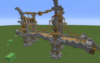 Fantasy world bridge