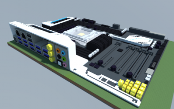 Intel X99-DELUXE (LGA-2011) (ASUS)