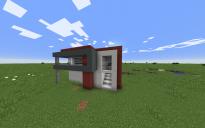 Small Modern House 15x12