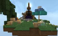 Skyblock Ada Tasarımı #1