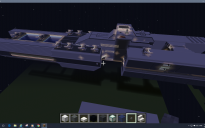 Crawling Darkness Drone class carrier