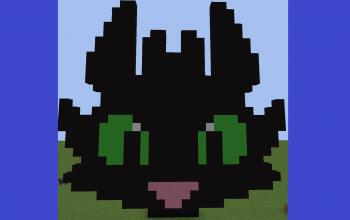 Krokmou Pixel art