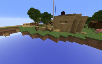 Wooden Bunker
