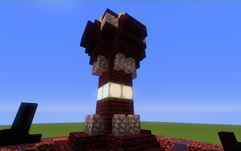 Nether Torch